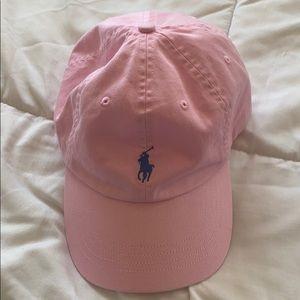 Polo Ralph Lauren Pink Dad Hat
